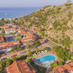Ata Lagoon Beach Hotel пляж