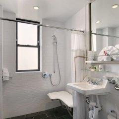 Отель Night Hotel Broadway США, Нью-Йорк - 1 отзыв об отеле, цены и фото номеров - забронировать отель Night Hotel Broadway онлайн ванная