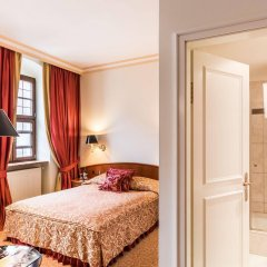 Отель Bülow Residenz Германия, Дрезден - отзывы, цены и фото номеров - забронировать отель Bülow Residenz онлайн комната для гостей фото 4