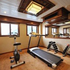 Отель Paradise Peak Cruise фитнесс-зал фото 2