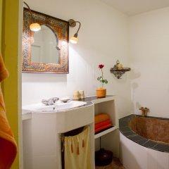 Отель Riad Zara Марракеш ванная фото 2