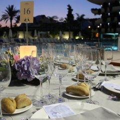 Отель Deloix Aqua Center Испания, Бенидорм - отзывы, цены и фото номеров - забронировать отель Deloix Aqua Center онлайн помещение для мероприятий фото 2