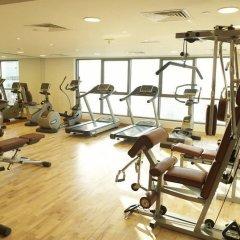 Grand Belle Vue Hotel Apartment фитнесс-зал