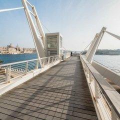 Отель Modern Seaview Apartment In a Prime Location Мальта, Слима - отзывы, цены и фото номеров - забронировать отель Modern Seaview Apartment In a Prime Location онлайн приотельная территория