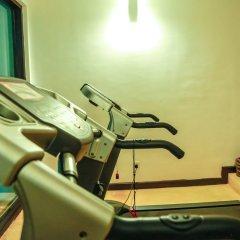 Отель Oak Ray Haridra Beach Resort фитнесс-зал
