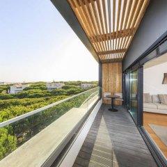 Отель Praia Verde - O Paraiso na Terra балкон