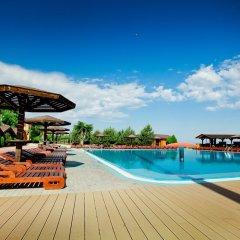 De La Mapa Hotel бассейн фото 3
