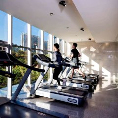 Grand Mercure Shanghai Century Park Hotel фитнесс-зал фото 2