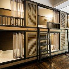 Warm Window Silom - Hostel Бангкок удобства в номере фото 2