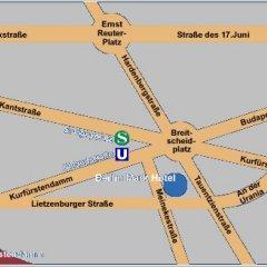 Отель Berlin Mark Hotel Германия, Берлин - - забронировать отель Berlin Mark Hotel, цены и фото номеров городской автобус