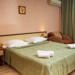 Гостиница Экодом Адлер комната для гостей фото 6
