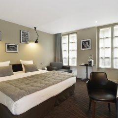 Отель Hôtel Hélios Opéra комната для гостей