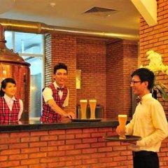 Отель Maritime Hotel Nha Trang Вьетнам, Нячанг - отзывы, цены и фото номеров - забронировать отель Maritime Hotel Nha Trang онлайн интерьер отеля фото 3