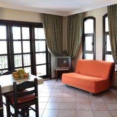 Club Turquoise Apartments Турция, Мармарис - отзывы, цены и фото номеров - забронировать отель Club Turquoise Apartments онлайн комната для гостей фото 2