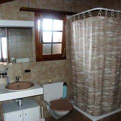Отель Chez-Nous ванная
