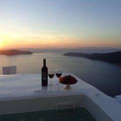 Отель Langas Villas Греция, Остров Санторини - отзывы, цены и фото номеров - забронировать отель Langas Villas онлайн бассейн