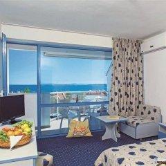 Отель PrimaSol Sineva Beach Hotel - Все включено Болгария, Свети Влас - отзывы, цены и фото номеров - забронировать отель PrimaSol Sineva Beach Hotel - Все включено онлайн комната для гостей фото 5