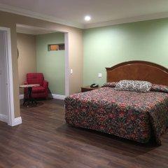 Отель American Inn & Suites LAX Airport комната для гостей фото 2