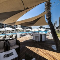 Отель Nikopolis Греция, Ферми - отзывы, цены и фото номеров - забронировать отель Nikopolis онлайн приотельная территория