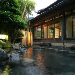 Отель Iwayu Ryokan Мисаса бассейн