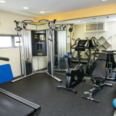 Wangz Hotel фитнесс-зал фото 4
