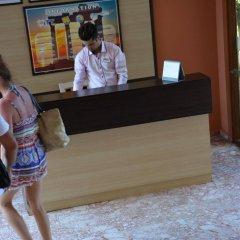 Yavuzhan Hotel Турция, Сиде - 1 отзыв об отеле, цены и фото номеров - забронировать отель Yavuzhan Hotel онлайн интерьер отеля