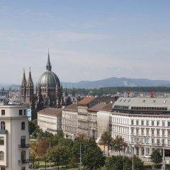 Отель IntercityHotel Wien балкон