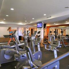 Отель Hacienda Encantada Resort & Residences фитнесс-зал фото 3
