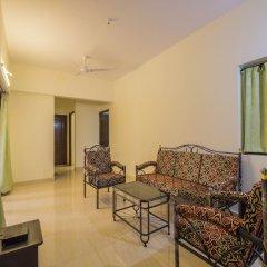 Отель OYO 11347 Home Peacefull 2BHK Panjim Гоа комната для гостей