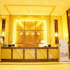 Guangzhou Weideli Hotel интерьер отеля