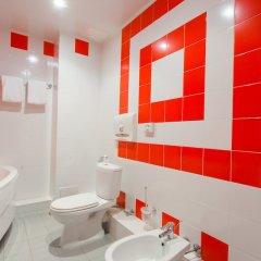 Гостиница Визави ванная фото 3