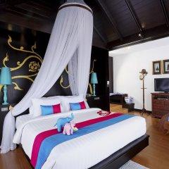 Отель Aquamarine Resort & Villa детские мероприятия