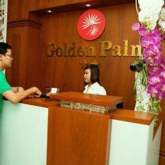 Golden Palm Hotel интерьер отеля фото 2