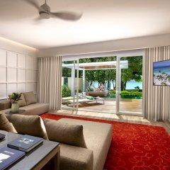 Отель Emerald Maldives Resort & Spa - Platinum All Inclusive Мальдивы, Медупару - отзывы, цены и фото номеров - забронировать отель Emerald Maldives Resort & Spa - Platinum All Inclusive онлайн комната для гостей фото 3