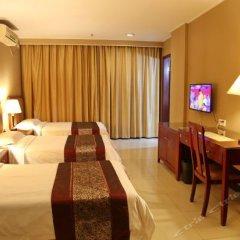 Отель Yinyi Hotel Китай, Чжуншань - отзывы, цены и фото номеров - забронировать отель Yinyi Hotel онлайн комната для гостей фото 4