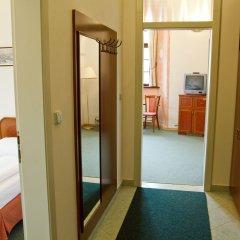 Отель Adalbert Ecohotel Чехия, Прага - 3 отзыва об отеле, цены и фото номеров - забронировать отель Adalbert Ecohotel онлайн комната для гостей фото 3