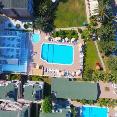 Incekum Su Hotel Турция, Аланья - отзывы, цены и фото номеров - забронировать отель Incekum Su Hotel - All Inclusive онлайн бассейн фото 2