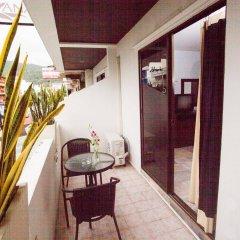 Nirvana Hotel балкон