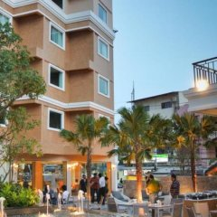 Grand Scenaria Hotel Pattaya питание