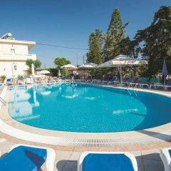 Отель Anastasia Hotel Греция, Малия - отзывы, цены и фото номеров - забронировать отель Anastasia Hotel онлайн бассейн