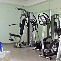 Astro Palace Hotel & Suites фитнесс-зал фото 2