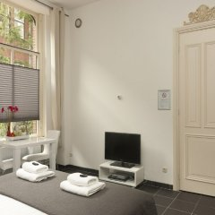 Апартаменты Plantage Hortus Apartments комната для гостей фото 2