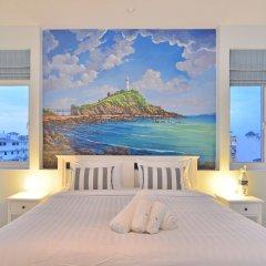 Отель Just Fine Krabi Таиланд, Краби - отзывы, цены и фото номеров - забронировать отель Just Fine Krabi онлайн комната для гостей фото 3