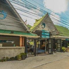 Отель Dpm Diving Hostel & Bar Koh Tao Таиланд, Мэй-Хаад-Бэй - отзывы, цены и фото номеров - забронировать отель Dpm Diving Hostel & Bar Koh Tao онлайн интерьер отеля фото 2