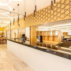 Отель Rhodos Horizon City Родос гостиничный бар