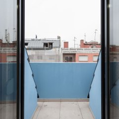 Отель Universo Romântico Guesthouse & Spa балкон