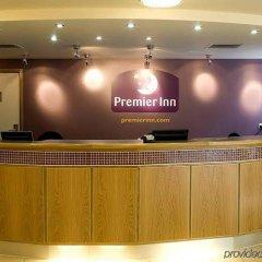 Отель Premier Inn London Euston интерьер отеля фото 2