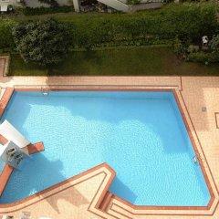 Отель Intercontinental Hotel Tangier Марокко, Танжер - отзывы, цены и фото номеров - забронировать отель Intercontinental Hotel Tangier онлайн бассейн фото 2
