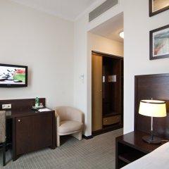 Europeum Hotel 3* Стандартный номер с различными типами кроватей фото 12