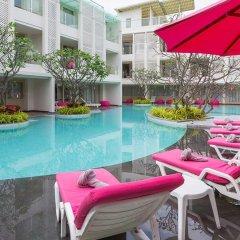 Отель The Sea Cret Hua Hin бассейн фото 2